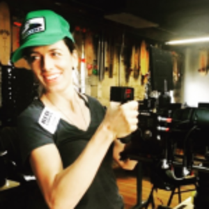 Sallyanne Massimini | Director/Founder of Palo Pictures & Partners with Master Cinematographers